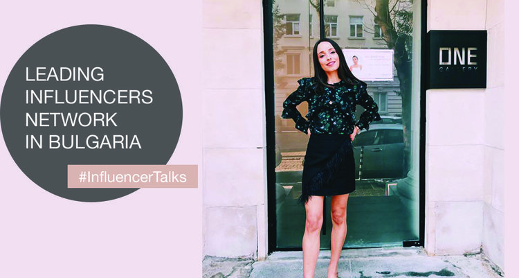 Influencer Talks with Antoinette Pepe Vol. 2