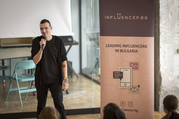 Influencer Talks THE BRANDS EDITION с Емил Конрад